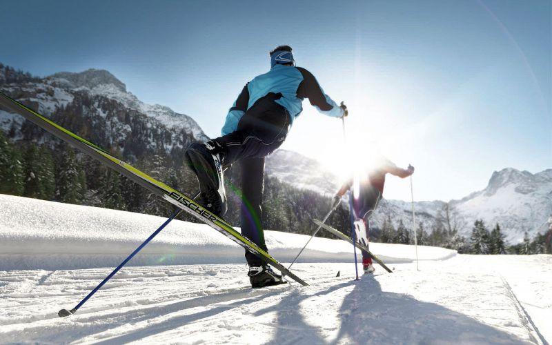 Sandoz Snowsport Opening a Livigno