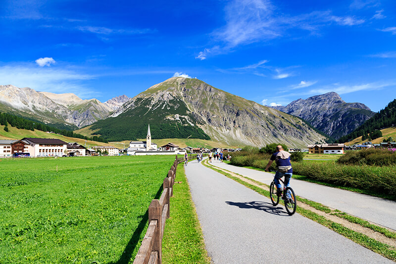 Offers for your September in Livigno