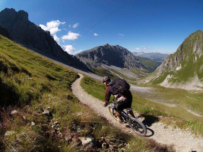 Bike hotel offers in Livigno