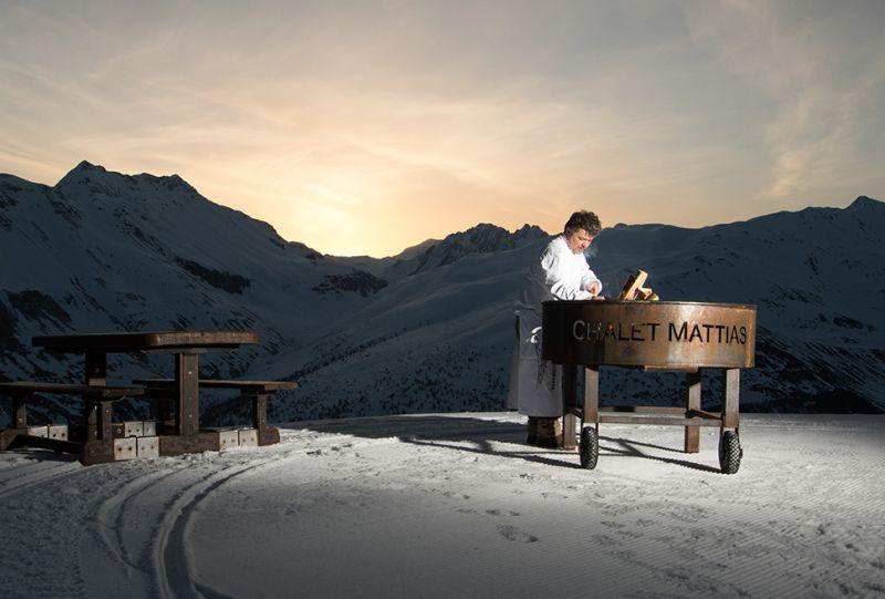 Sunrise Mattias a Livigno