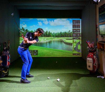 L'esperienza del golf indoor