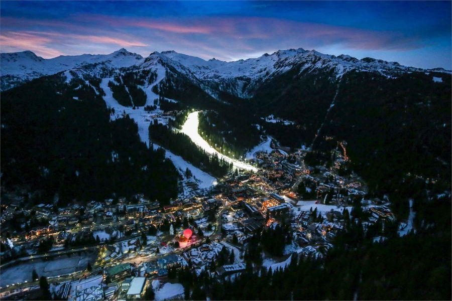 Coppa del Mondo di Slalom 3Tre 2016 a Madonna di Campiglio   Hotel ...