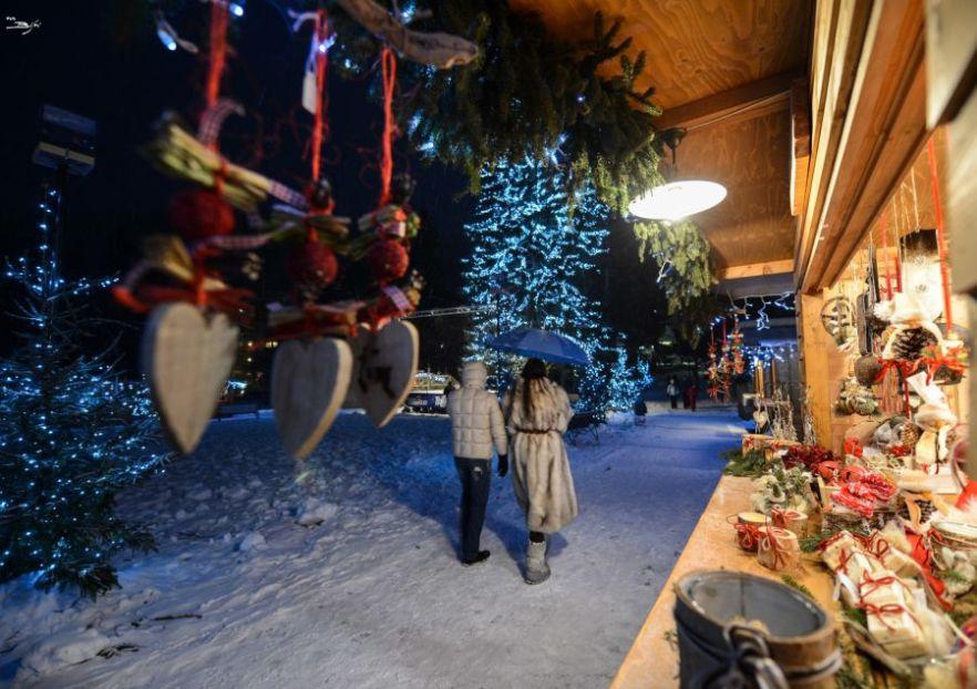 Immagini Di Natale In Montagna.Offerte Natale 2019 In Montagna Hotel Crozzon