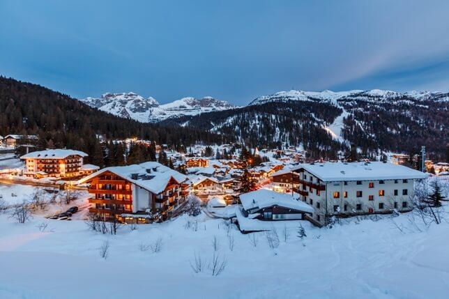 Prenota prima inverno in Trentino