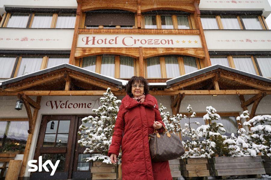 Intervista a Rina per la vittoria a 4 Hotel