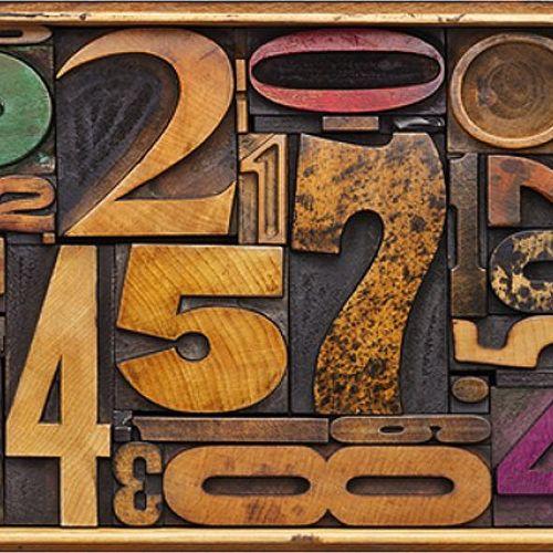 I numeri non si possono amare...