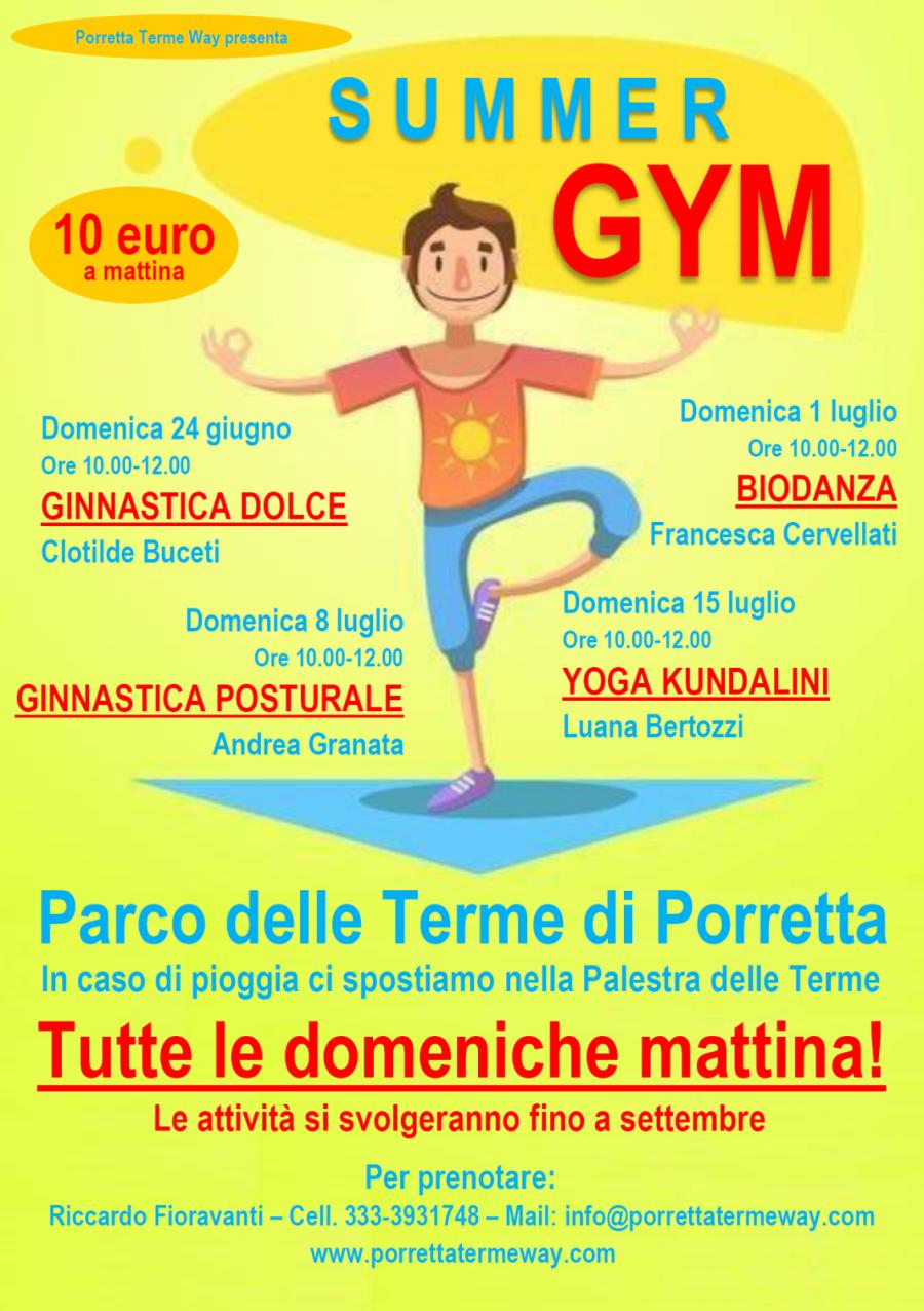 Summer Gym