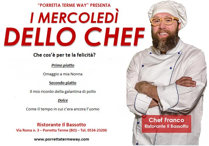 I Mercoledì dello Chef