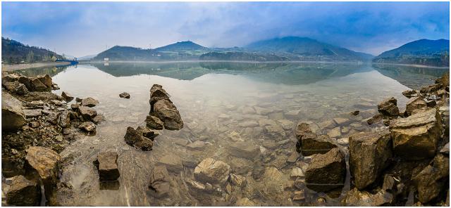 Parco regionale dei Laghi Suviana e Brasimone
