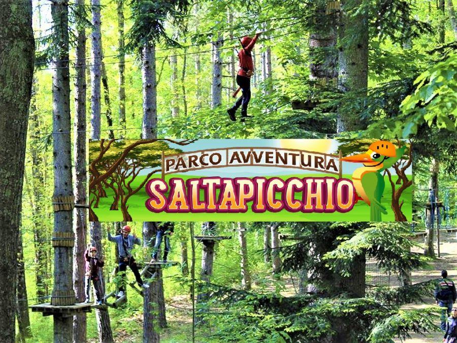 Parco Avventura Saltapicchio