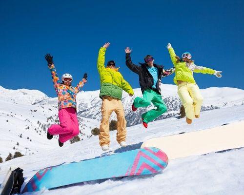 Prenota prima inverno in montagna