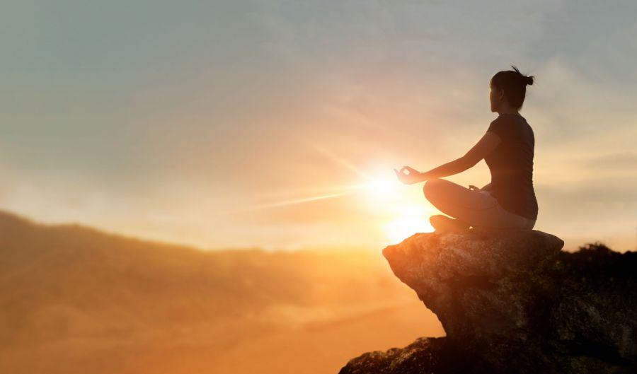 Yoga e benessere in Trentino