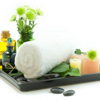 Exklusive Wellness-