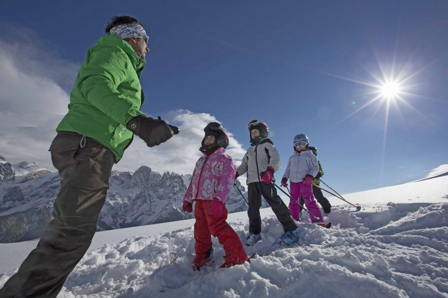 Offer week for families in San Martino di Castrozza