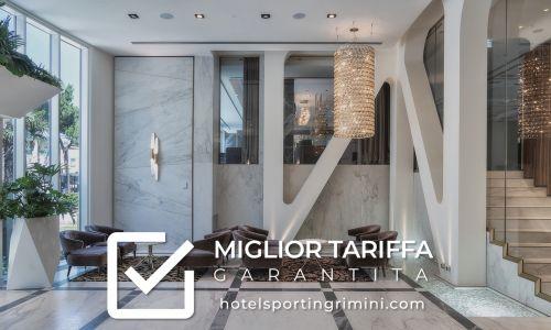 Migliori Offerte Hotel Sporting 4 Stelle Rimini