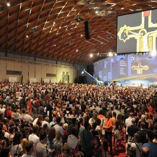 Meeting per l'amicizia fra i popoli a Rimini