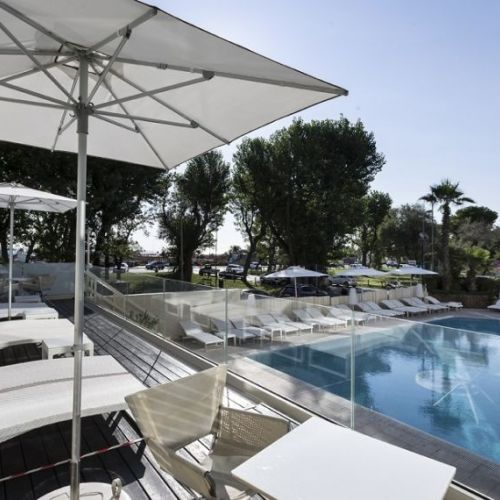 Half Board Package Hotel Sporting Rimini 4-star