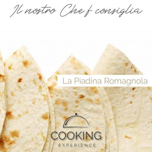 Lo Chef consiglia: la Piadina romagnola