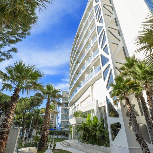 Offerte All Inclusive Hotel Rimini 4 Stelle sul Mare