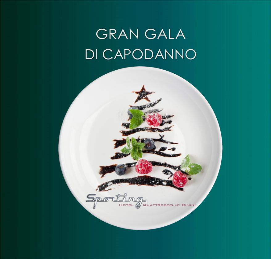 Gran Gala di Capodanno Sporting Rimini