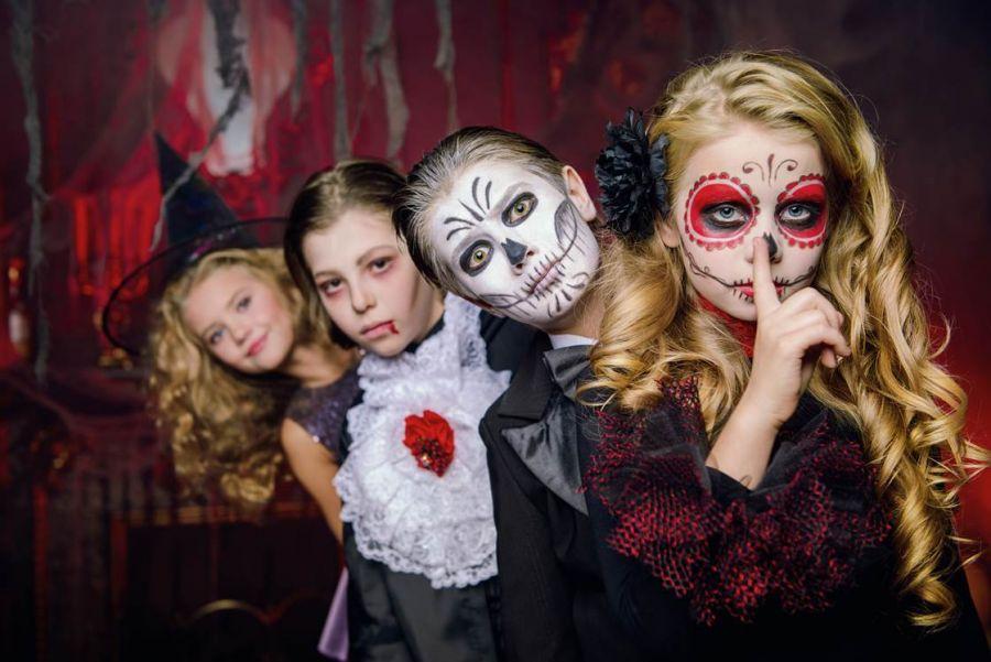 Halloween Per Bambini.Halloween Offerte Hotel A Rimini Con Animazione Per Bambini Offerta