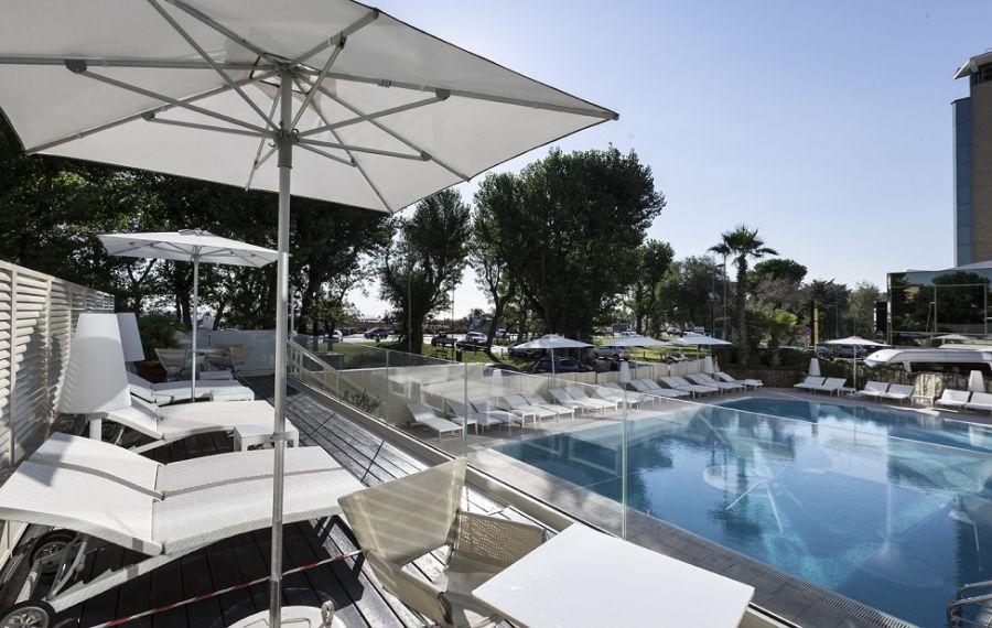 Half Board Package Hotel Sporting Rimini 4-star