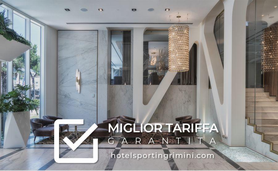 Best Offer Hotel Sporting 4-star hotel Rimini