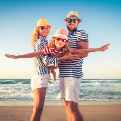 Urlaubsangebot Familie  für August in Milano Marittima