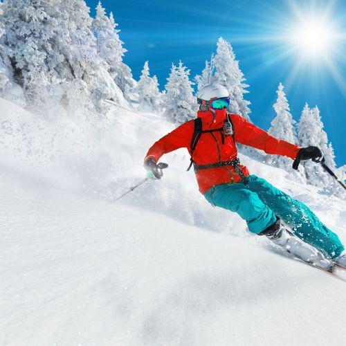 Settimana bianca neve skipass scuola sci ciaspole pattinaggio cultura, tutto quello che vuoi