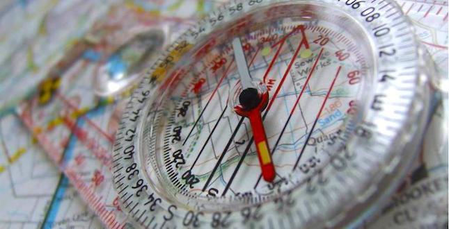 Grande evento internazionale di orienteering
