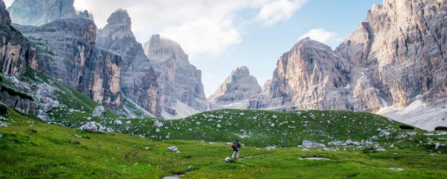 Settembre a Madonna di Campiglio e sulle Dolomiti