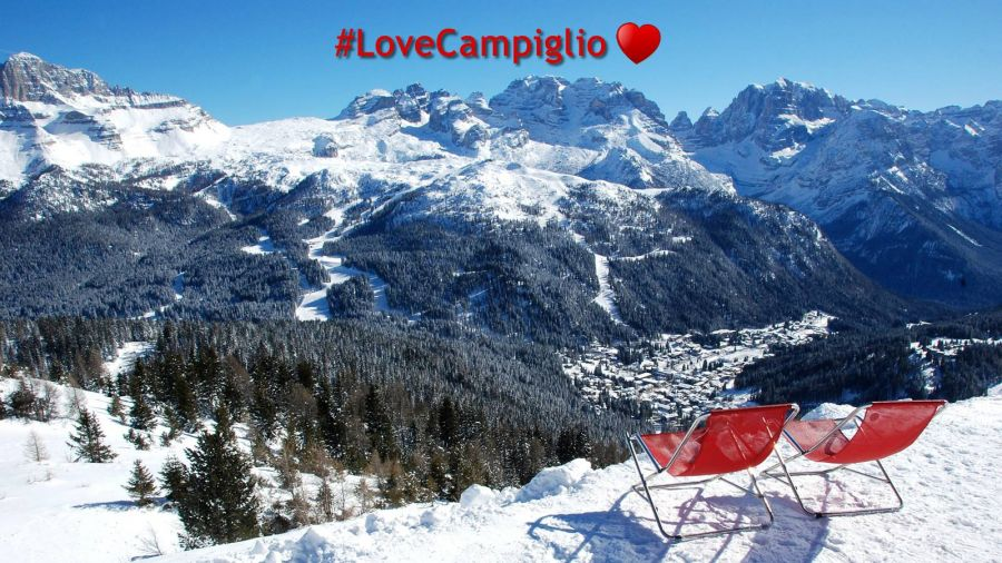 Special winter in Madonna di Campiglio