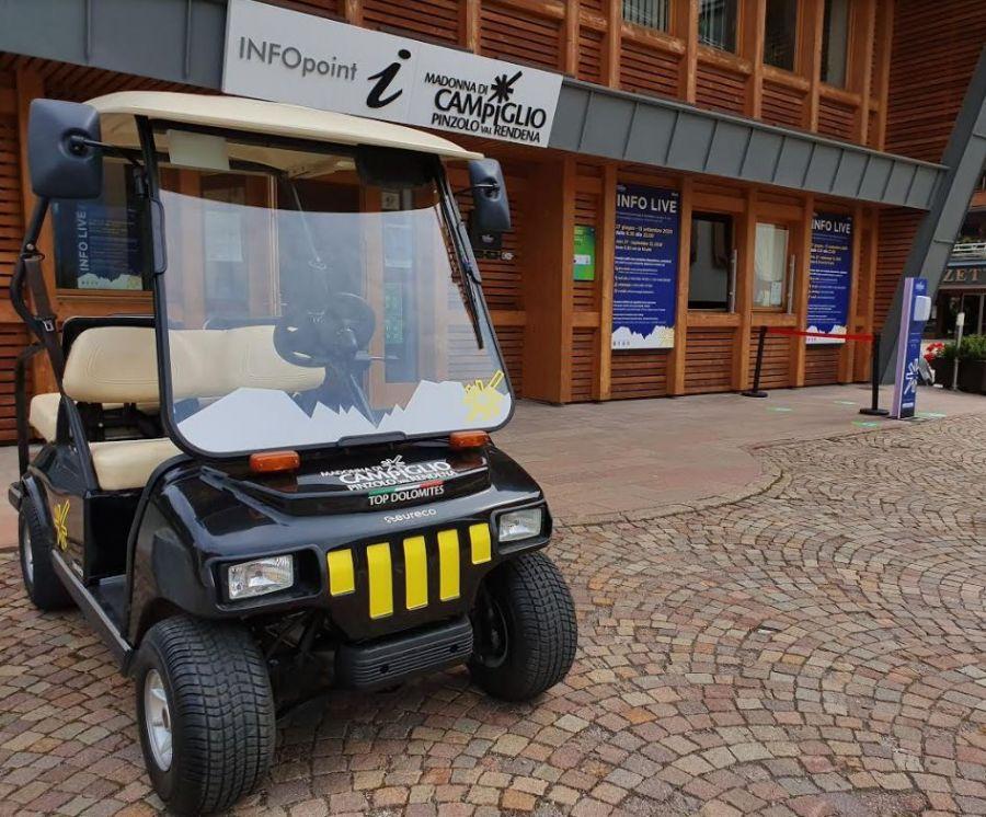 Noleggio Golf Car