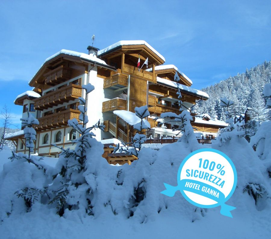 Holidays on the snow in Madonna di Campiglio