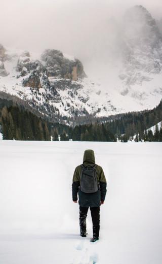 Vacanze d'inverno a contatto con la natura