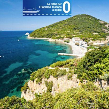 Pacchetto hotel e traghetto d'Elba gratis