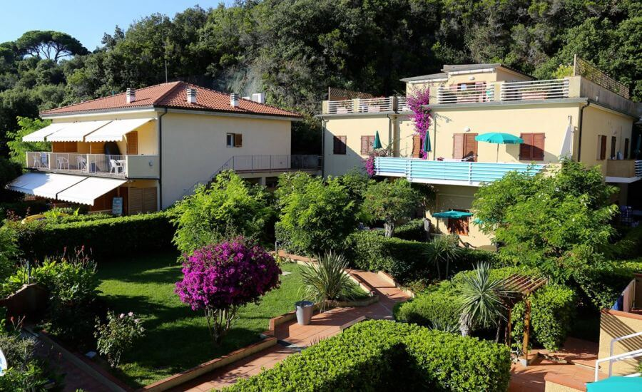 Offerta vacanze over 60 all'Elba