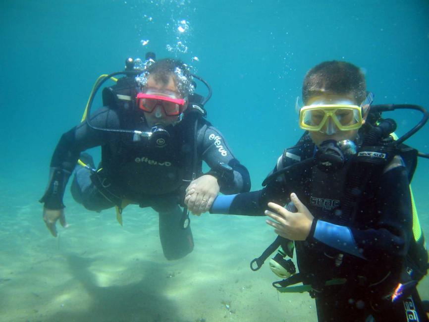 Diving Center offer