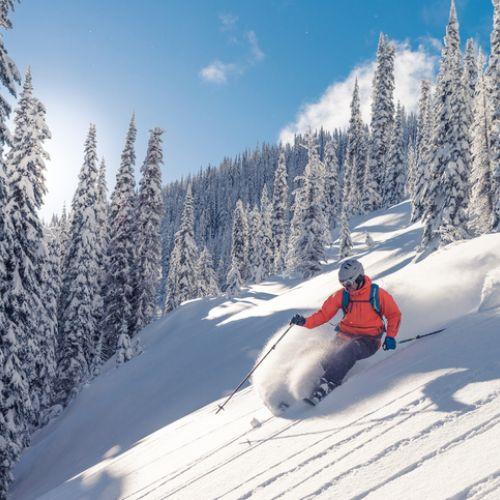 Weiße Woche in den Dolomiten