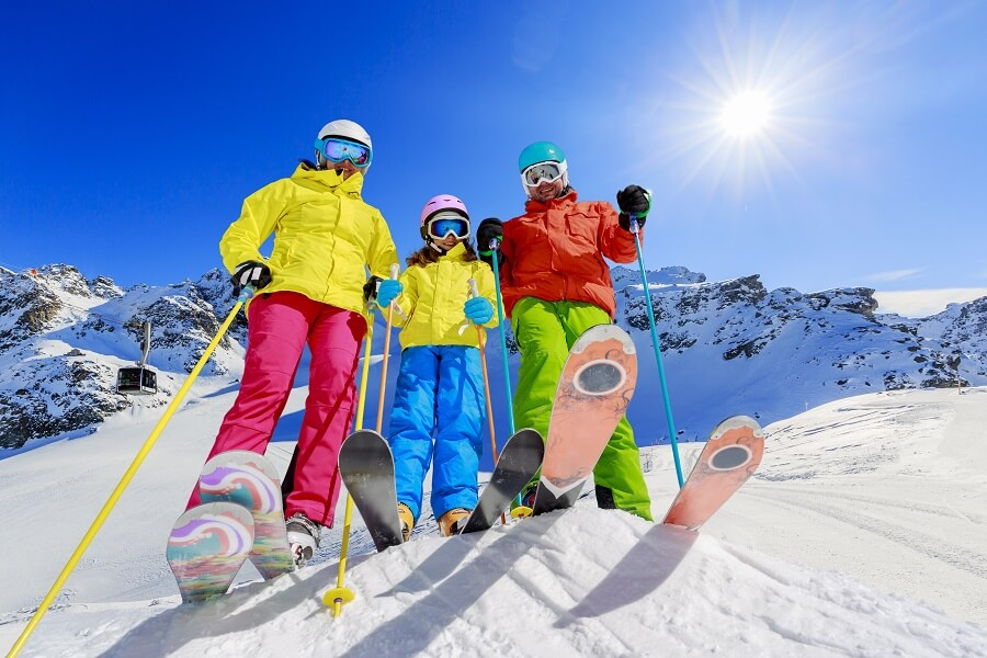 Settimana per famiglie Magic Ski Week