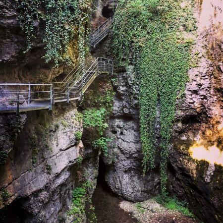 Canyon Rio Sass and River Park Novella