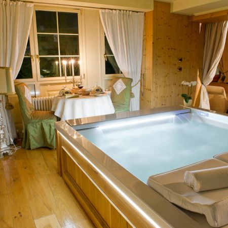 Weekend amoureux Spa