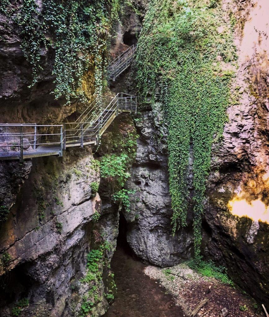 Canyon Rio Sass und River Park Novella