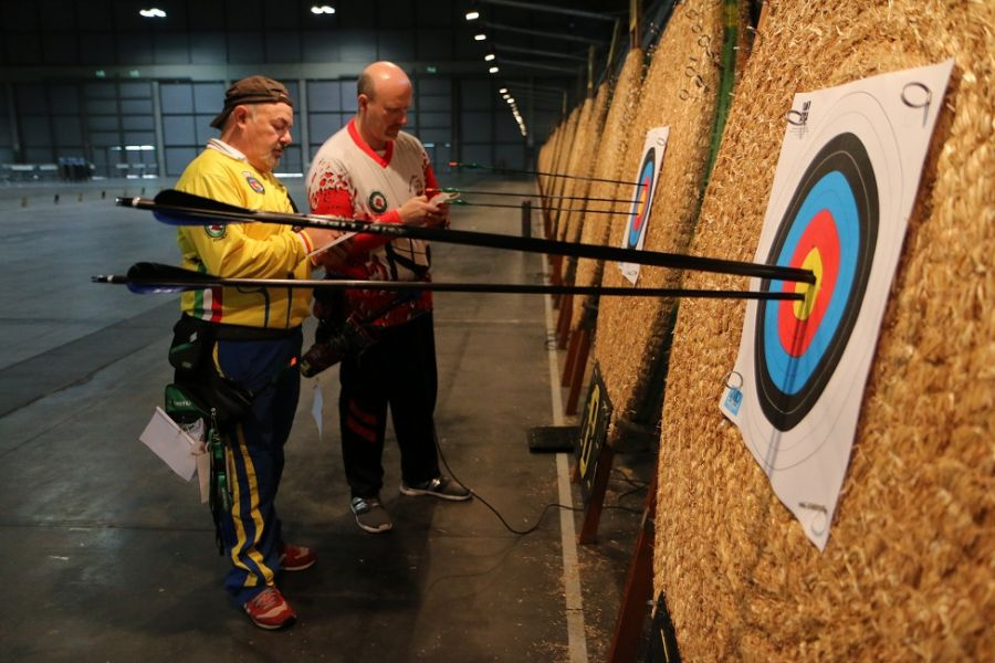 Offerta Campionati tiro con l'arco a Rimini