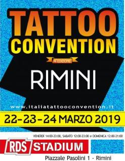 Offerta Hotel Tattoo Convention 2019 Rimini