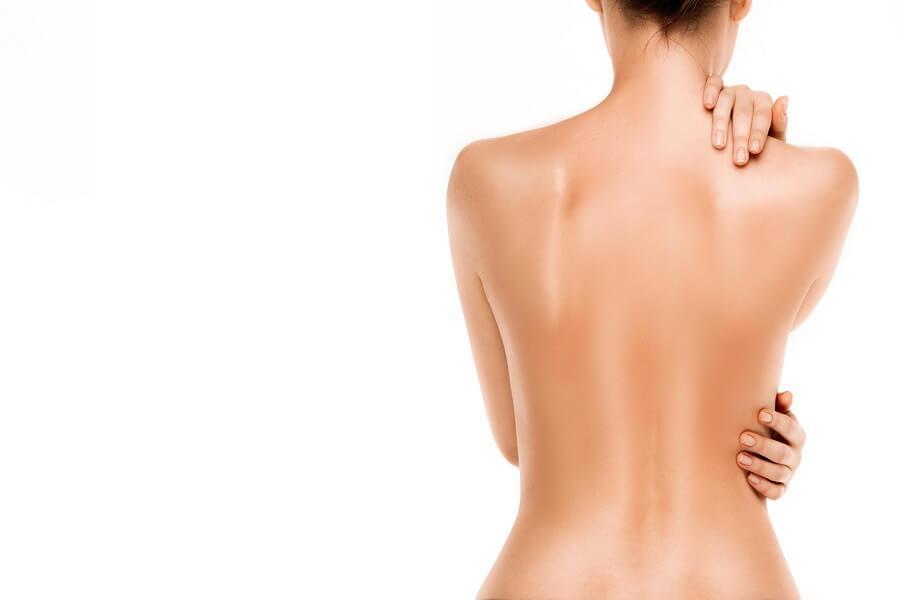 Pacchetti benessere schiena e spalle