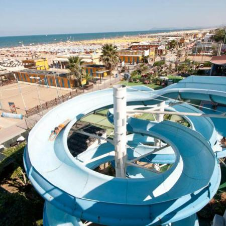 Holidays all inclusive  Rimini Italy