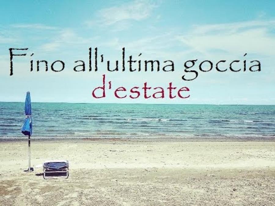 Fine Agosto A Rimini
