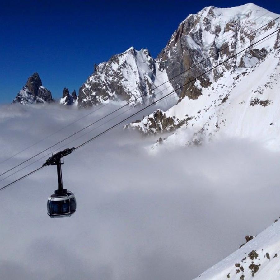 Funivia del Monte Bianco - Skyway Monte Bianco