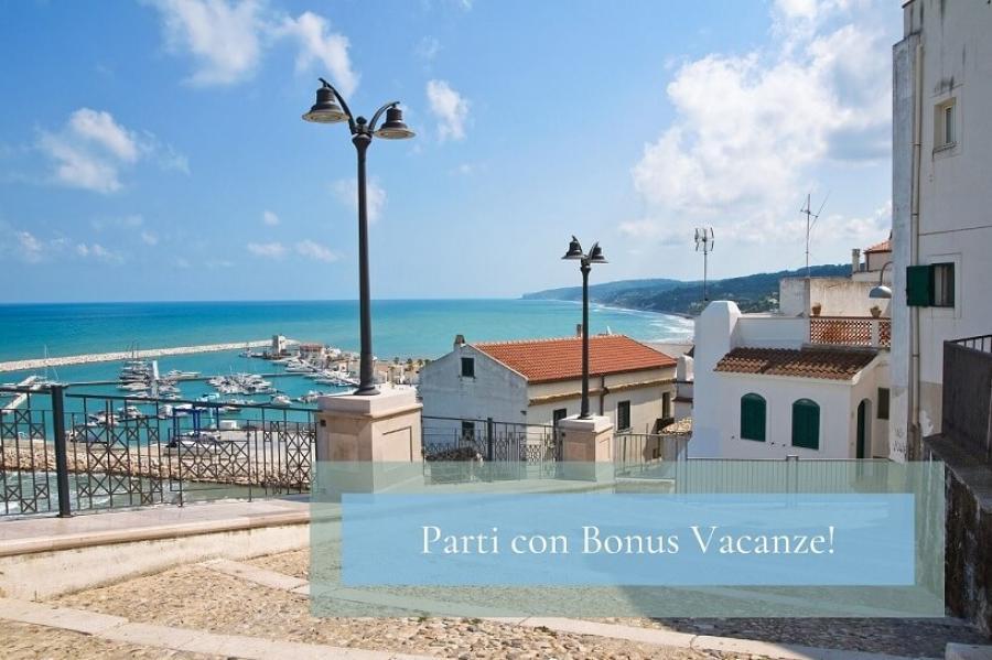 Accettiamo Bonus Vacanza!!!